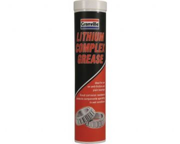 3805 400g Cart Lithium Complex Grease (Red)